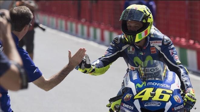 Lorenzo i Márquez acusen Viñales d'haver ajudat Rossi
