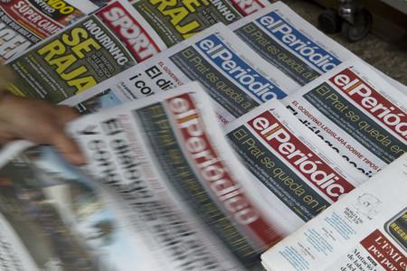 EL PERI�DICO, el �nico de los grandes diarios que gana audiencia