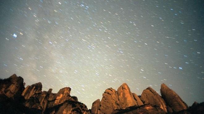 La lluvia de estrellas Oriónidas también se podrá apreciar hoy