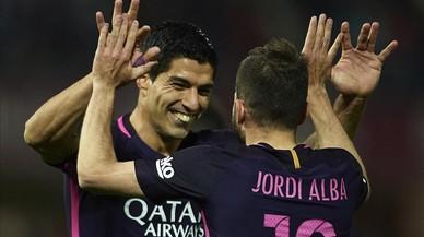 El Barça firma un partit de 9 a Granada