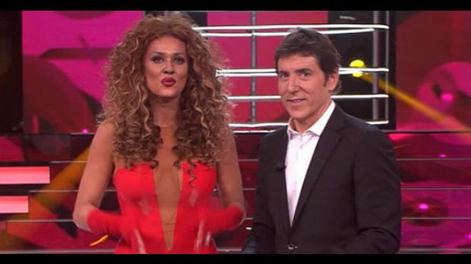 Lorena Gómez ja és la primera concursant de 'Tu cara me suena 5'