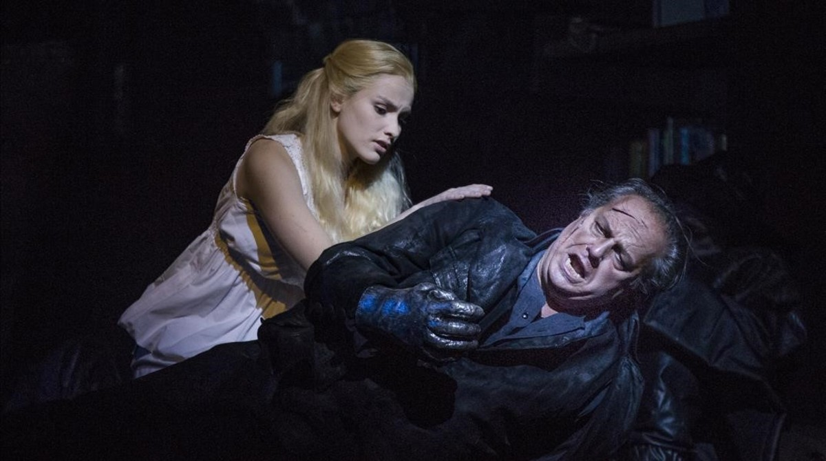 'L'holandès errant', Wagner en clau femenina
