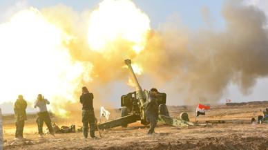 L'Exèrcit iraquià llança la segona fase de l'ofensiva per conquistar Mossul