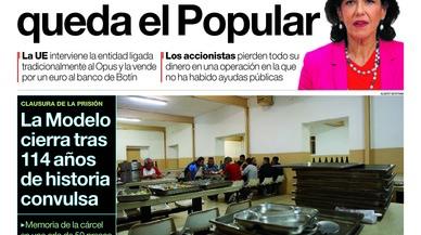 """""""Un forat de 8.000 milions després d'aprovar els tests d'estrès"""", titula 'El Mundo'"""