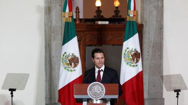 "Peña Nieto: ""Mèxic no pagarà cap mur"""