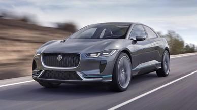 El primer Jaguar eléctrico es un SUV, el i-Pace.