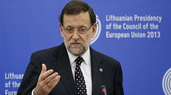 """Rajoy es desmarca del tancament de Canal 9 però afirma que """"entén"""" els treballadors"""