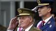 El Rei i el Príncep presideixen avui un acte amb militars a El Escorial