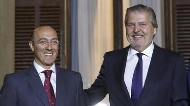 Destituït el delegat del Govern a Euskadi enxampat comprant en un 'top manta'