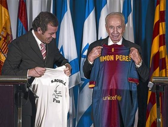 El Barça jugará en julio un amistoso en Tel-Aviv