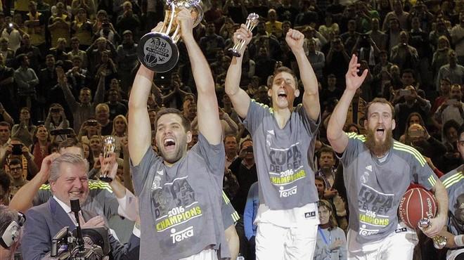 El Madrid amplia la seva hegemonia a l'ACB davant el Gran Canària