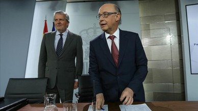El Govern central ordena als bancs que denunciïn pagaments relacionats amb l'1-O