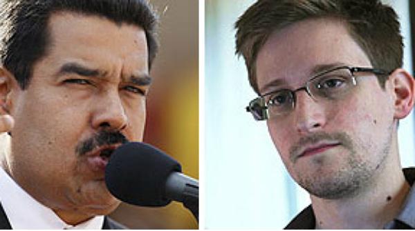Snowden accepta l'asil polític de Veneçuela