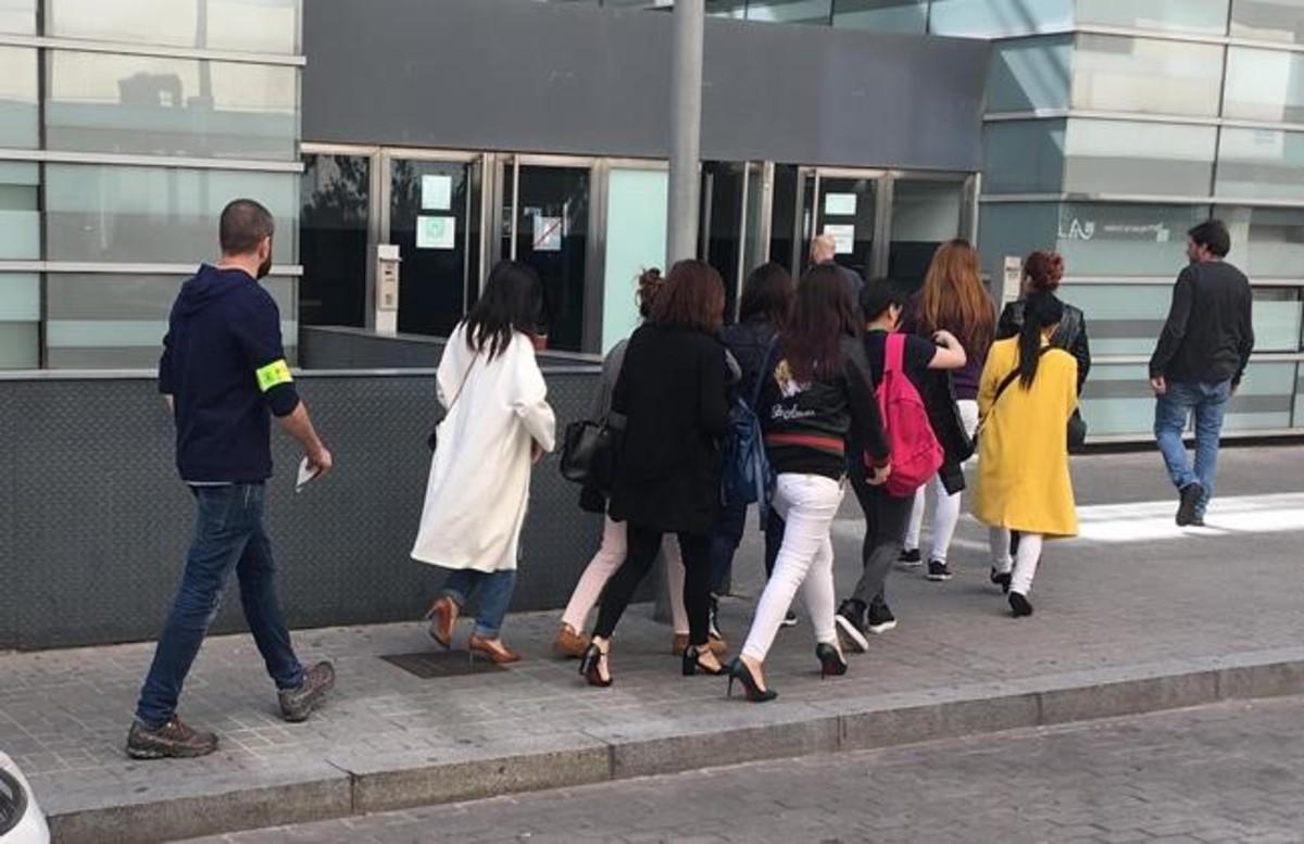 organizacion prostitutas barcelona prostitutas en estella