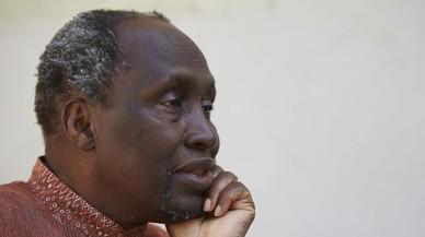 Un 'Padre Nuestro' grabado en suajili