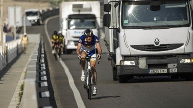 Los heridos en accidente de bici se han doblado desde el 2010