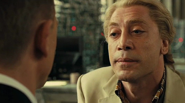 Javier Bardem se luce como villano en el triler de 'Skyfall'