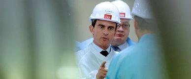 Valls, al ataque