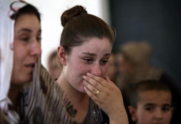 El Estado Islámico tiene 3.500 esclavos en Irak