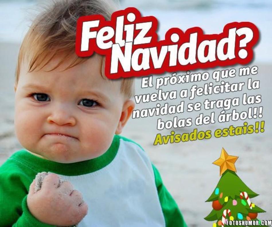Felices fiestas 10 frases e ideas graciosas para - Frases de navidad graciosas ...