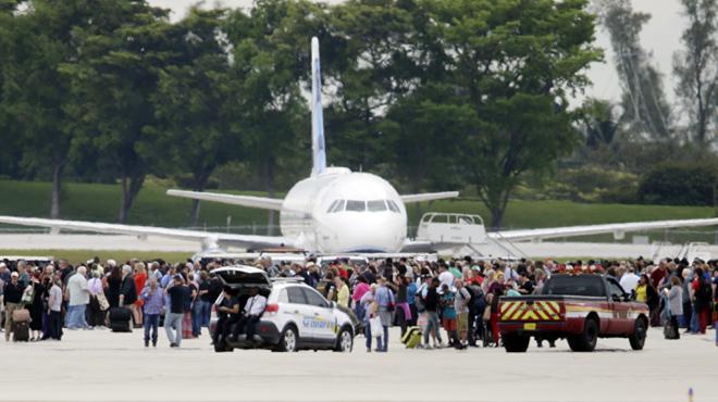 Al menos cinco muertos en un tiroteo en un aeropuerto de Florida