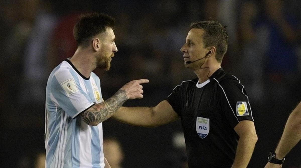 La FIFA perdona Messi, que ja pot jugar amb l'Argentina