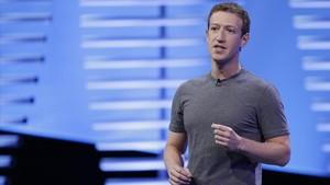 Mark Zuckerberg, en una conferencia sobre Facebook, en San Francisco, en abril del 2016.