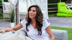 Paz Padilla, hace unos días en la entrevista que le concedió a Bertín Osborne en Mi casa es la tuya.