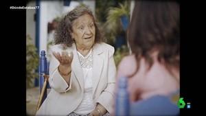 Isabel Amil, con Ana Pastor (La Sexta).