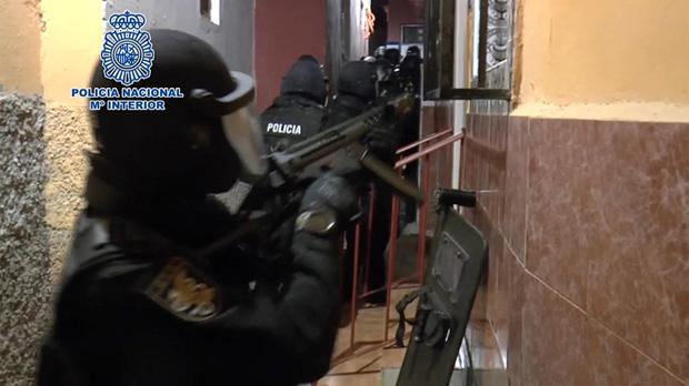Detingut a Melilla un home per la seva presumpta implicació al DAESH