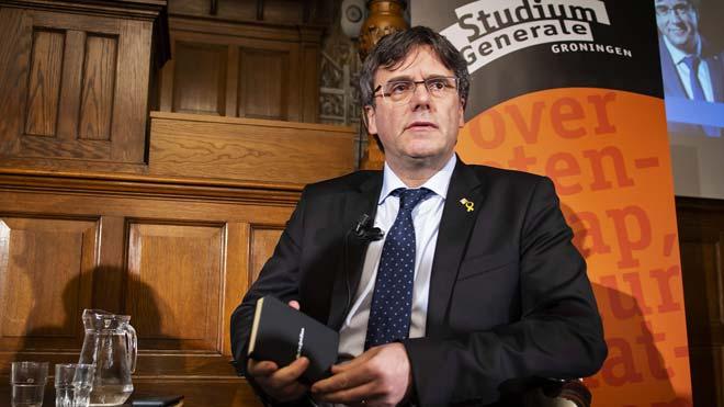 puigdemont dice espera tercera euroorden próximas semanas