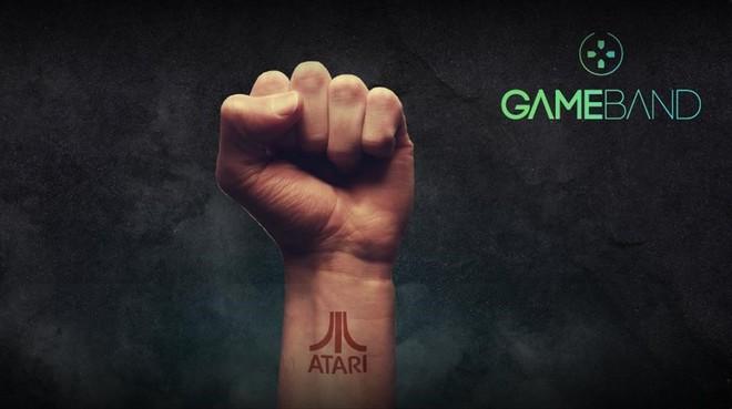Atari y GameBand unen fuerzas.