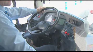 Detenen un conductor d'autobús que quintuplicava la taxa d'alcohol