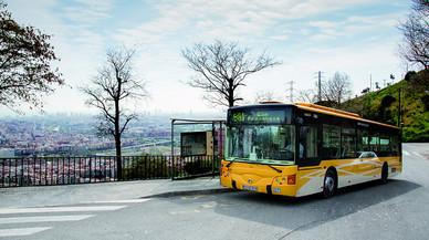 El autobús gana terreno como medio de transporte público en Santa Coloma