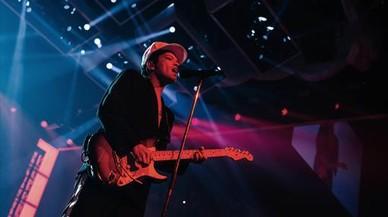 Bruno Mars, un seductor 'entertainer'