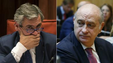 El Suprem arxiva la querella contra Fernández Díaz i D'Alfonso