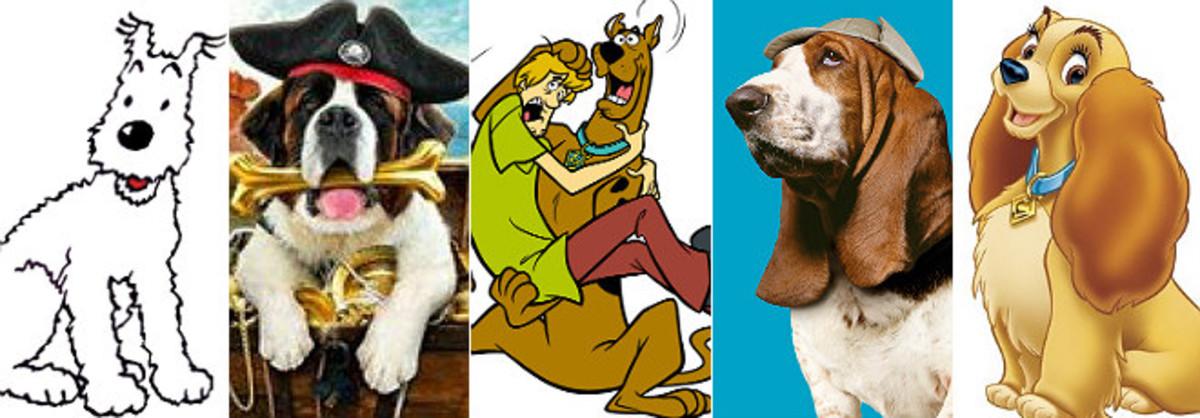 Tintín pagaria un 21% més per assegurar Milú que Shaggy per Scooby Doo