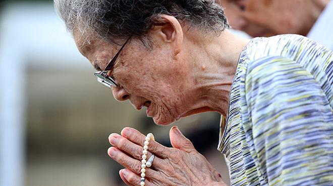 El Japó reafirma el seu compromís antinuclear en el 70è aniversari de Nagasaki