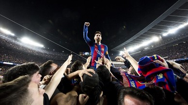 Messi: com vestir el sant