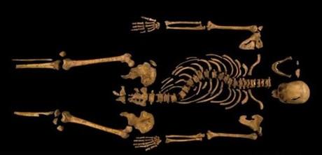 Los arqueólogos confirman que los restos hallados en un aparcamiento de Leicester son de Ricardo III