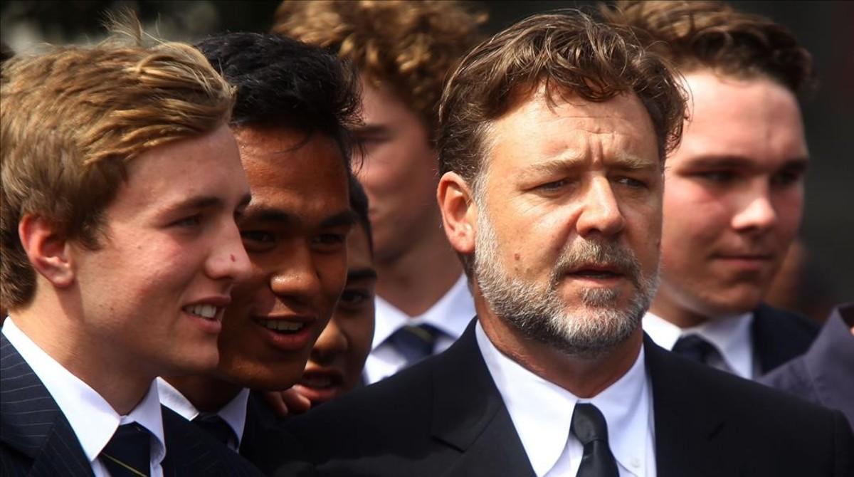 Russell Crowe adelgaza 23 kilos para su �ltima pel�cula