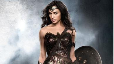 'Wonder Woman', només una mica