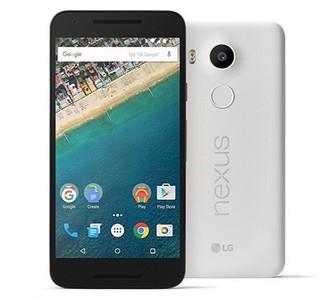 El Google Nexus 5X.