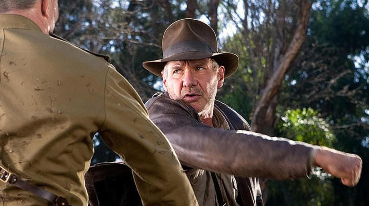 Harrison Ford y Spielberg rodarán otra entrega de Indiana Jones