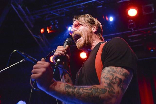 Eagles of Death Metal vuelven a Par�s tres meses despu�s de la masacre del Bataclan