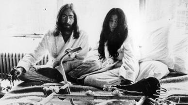 Yoko Ono dona llum verda a la pel·lícula sobre la seva intensa vida amb John Lennon
