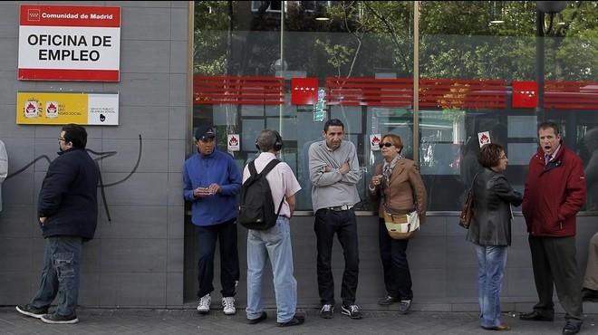 La fragilitat de l'ocupació a Espanya