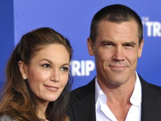 Josh Brolin y Diane Lane se divorcian