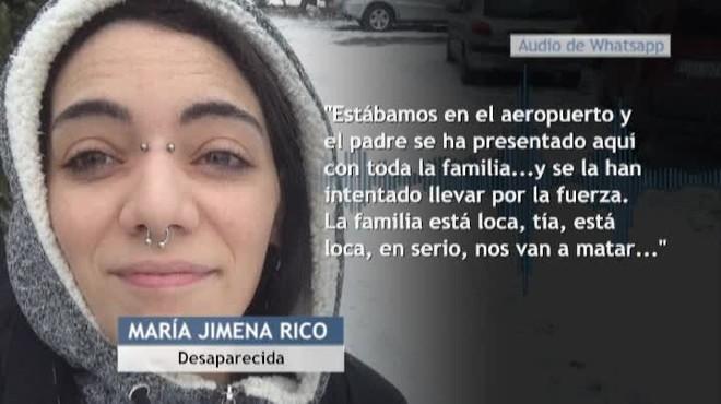 La joven española María Jimena y su novia egipcia Shaza desaparecen en Turquía.