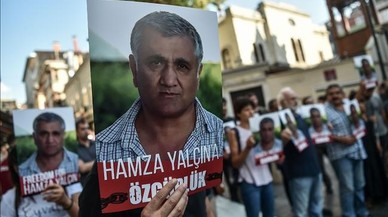 """Hamza Yalçin: """"España es utilizada como un instrumento en esta injusticia"""""""